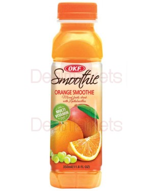 Smoothie Okf grape, orange, mango 350 ml (Πορτοκαλί)