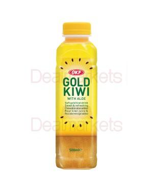 Okf aloe gold kiwi 500ml