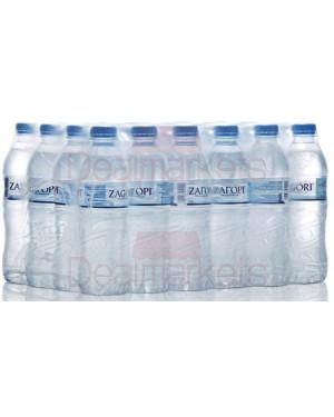 Νερό ζαγόρι 500ml χ 24 φιάλες