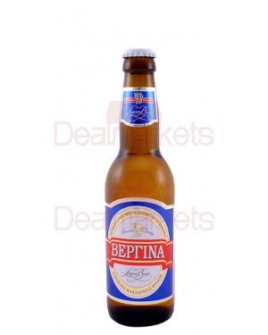 Μπύρα Βεργίνα 330ml Φιάλες