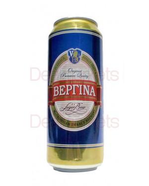 Μπύρα Βεργίνα κουτί 500ml
