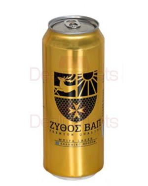 Βαπ μπύρα κουτί 550ml (4+2)