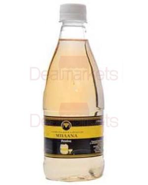 Οίνος λευκός Μπλανα ρετσίνα φιάλη 500ml Ρετ