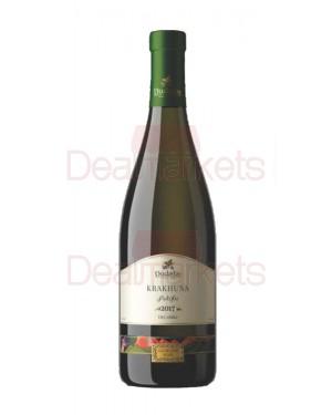 Dugladze οίνος λευκός ξηρός ''krakhuna'' 750ml