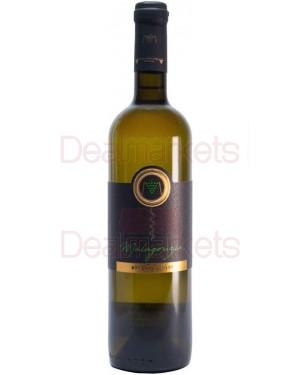 Μπλάνας winery μαλαγουζία λευκός ξηρός 750ml