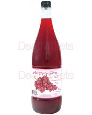 Μοσχομυρωδάτος επιλεγμένος οίνος ροζέ 1l