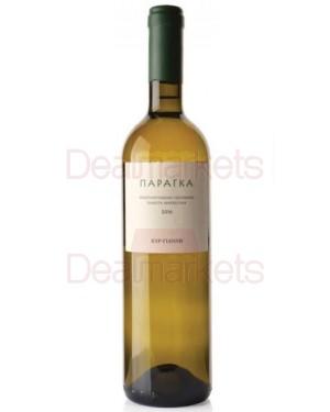 Παράγκα οίνος λευκός ξηρός 750ml