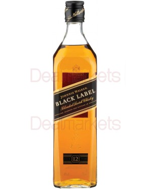 Johnnie Walker Black Label Whisky 700ml