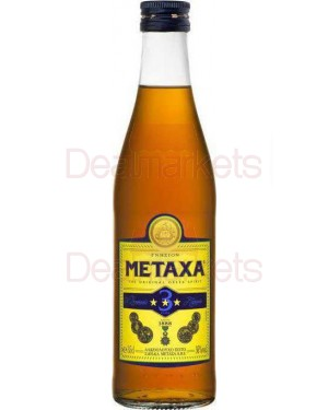 Metaxas 3 * 350ml