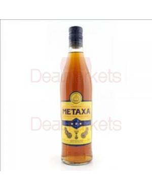 Metaxa 3* 700ml