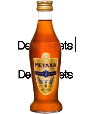 Metaxas Mini 7* 50ml
