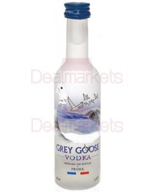 Vodka Grey Goose Mini 50ml