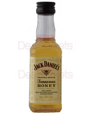 Jack Daniel's honey μινιατούρα 50ml