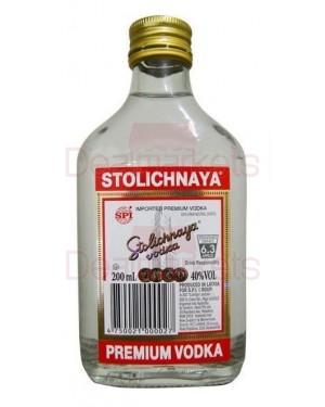 Stolichnaya Russian vodka 200ml
