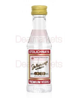 Stolichnaya Russian vodka 50ml