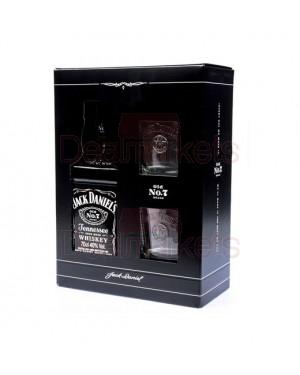 Jack Daniel's ουίσκι 40% (δώρο 2 ποτήρια) 700ml