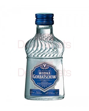 Gorbatschow vodka 100ml