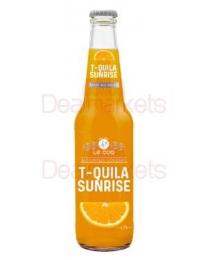 Le coq rtd tequila sunrise 330ml