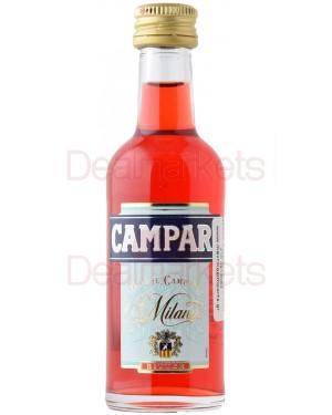 Campari bitter μινιατουρα 40ml