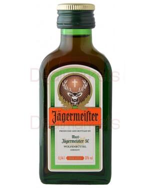 Jägermeister λικέρ 40ml