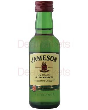 Jameson ουίσκι μινιατούρα 50ml