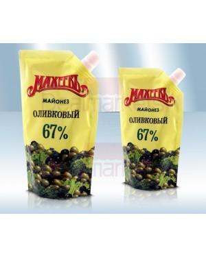 Μαγιονέζα Macheev Olive 380gr