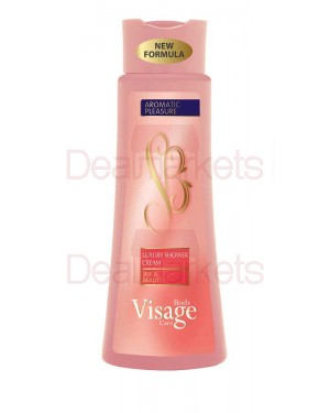 Αφρόλουτρο Visage Lux Silk & Beauty 400ml
