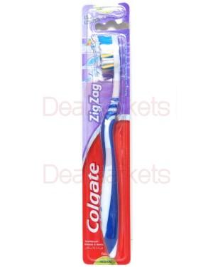 Οδοντόβουρτσα Colgate Zig Zag Blister