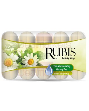 Rubis σαπούνι smell of spring 6 * 50 gr