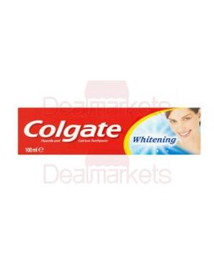 Colgate οδοντόκρεμα whitening 100ml