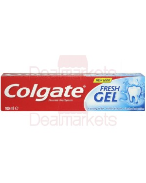 Colgate οδοντοκρεμα fresh gel 100ml (εισ)
