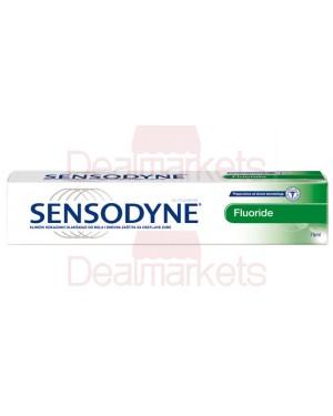 Sensodyne οδοντόκρεμα fluoride 75ml