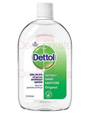 Dettol antibacterial αντισηπτικό gel 500ml