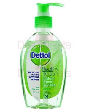 Dettol antibacterial gel με αντλία 200ml