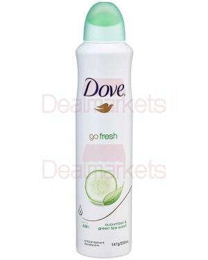Αποσμητικό Spray Dove Go Fresh 150ml (Ελλ.)