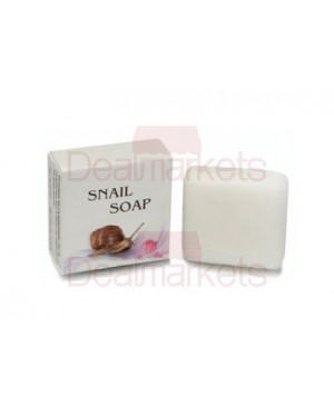 Σαπούνι καθαρισμού προσώπου υποαλλεργικό με εκχύλισμα σαλιγκαριού 30g