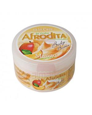 Afrodita Spa Body Butter Μάνγκο 350ml
