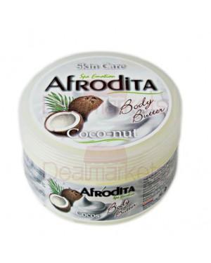 Afrodita Spa Body Butter Καρύδα 350ml