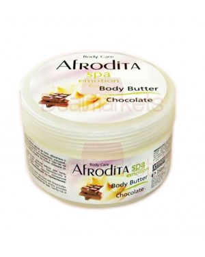 Afrodita Spa Body Butter Σοκολάτα 350ml