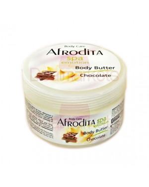 Afrodita Spa Body Butter Σοκολάτα 350ml