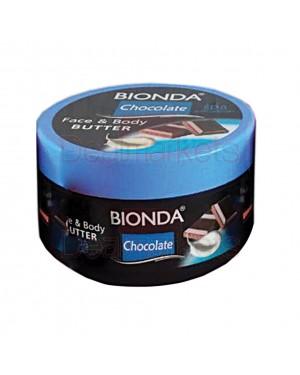 Κρέμα προσώπου και σώματος με άρωμα σοκολάτα Bionda στα 350ml