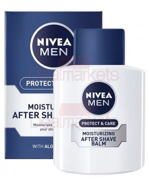 Nivea after shave balsam replenishing 100ml χ 12 τεμ