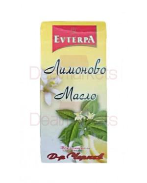 Evterpa αιθέριο έλαιο λεμόνι 10ml