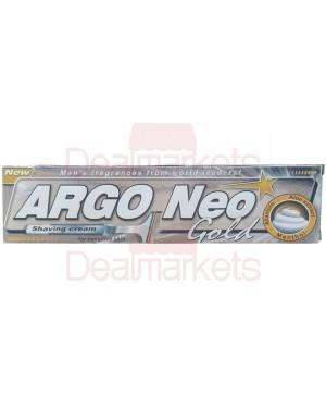 Argo neo κρέμα ξυρίσματος gold 65ml