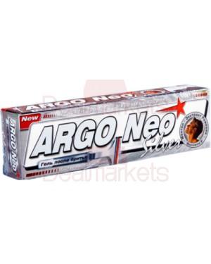 Argo neo κρέμα ξυρίσματος silver 65ml