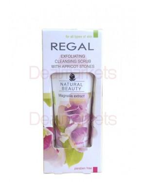 Regal beauty scrub προσώπου 100ml