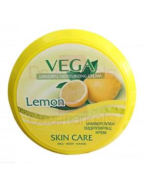 Vega κρέμα universal λεμόνι 200ml