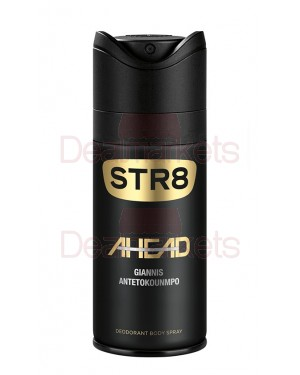 STR8 DEO AHEAD G. ANTENTOKOUNMPO 150ML