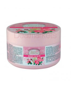 Scrub σώματος Argan & Rose Oil 350ml