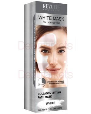 Μάσκα Revuele λευκή 80ml